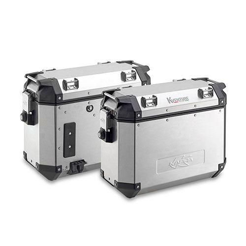Scontato del -15% approfittane ora! Coppia di valigie KAPPA KVE37A alluminio 37 lt. Pagamenti sicuri, reso facile, garanzia 2 anni.