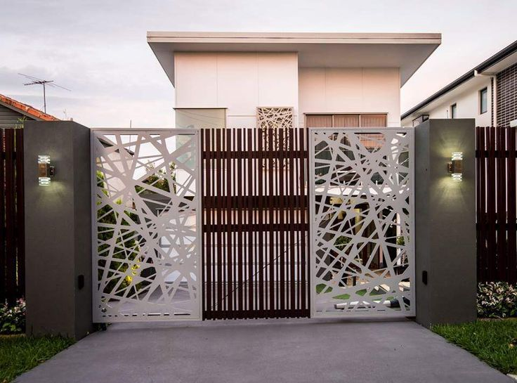 Divine Renovations HARDWARE   Entrance Gates #Artistic #Entrance #Gate  #Stunning #Modern Part 50