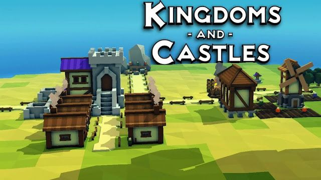 Kingdoms and Castles: Merchants and Ports v1.09  Kingdoms and Castles is a game about growing a kingdom from a tiny hamlet to a sprawling city and imposing castle.  Your kingdom must survive a living and dangerous world. Do the viking raiders make off with your villagers? Or are they stopped full of arrows at the castle gates? Does a dragon torch your granary your people dying of starvation in the winter or are you able to turn the beast back? The success of your kingdom depends solely on…