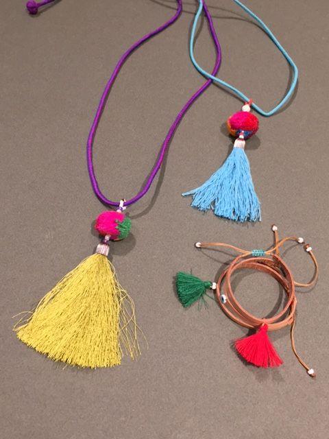 Έθνικ κοσμήματα με χρώματα του καλοκαιριού στο M Shop – Το Κατάστημα του Μεγάρου.