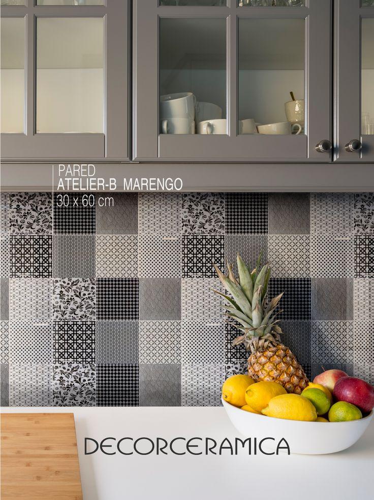 En DECORCERAMICA somos fans de las cocinas con paredes súper modernas, que inspiran preparar los mejores platos.  Mira cómo puedes renovar la tuya aquí