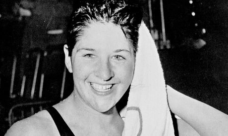Heroes of swimming: Dawn Fraser
