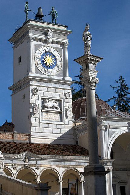 Udine, in het uiterlijke oosten van het land  - #udine #friuli #city #travel #italy - Stop&Sleep Udine