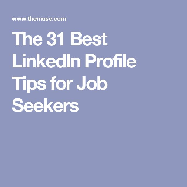 88 best LinkedIn for Job Search images on Pinterest - linkedin resumes search