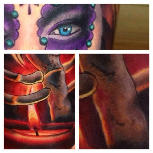 A selection of work, from one of the featured artists at the North East Tattoo Expo 2014, held at The Arc Stockton on the 14th -15th June 2014 http://www.northeasttattooexpo.co.uk #northeasttattooexpo #tattoo #northeast #tattooartist #tattooconvention #tattoos #paulsmith #markedforlife
