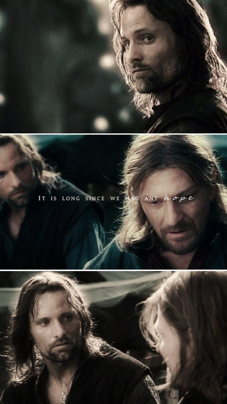 relationship between elrond and aragorn