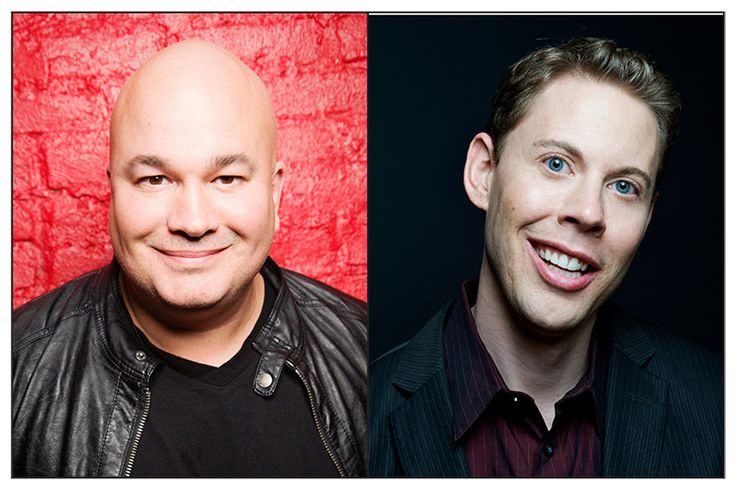 Just For Laughs: The Good, the Clean and the Nasty – In Conversation with Ryan Hamilton and Robert Kelly