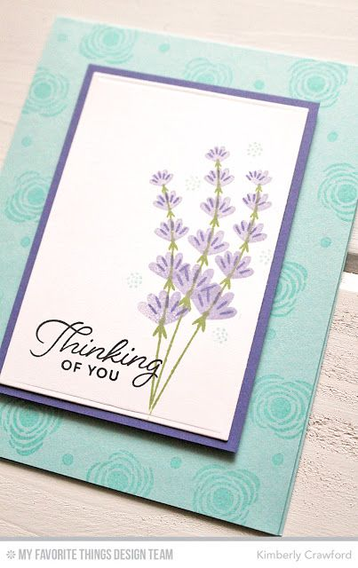 For the Love of Paper: MFT Stamps Beautiful Blooms Card Kit now available!