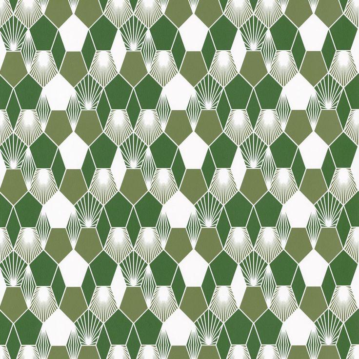 Caselio Jungle Hamac Olive Green/Khaki Green