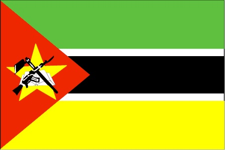 Image detail for -Mozambique Flag