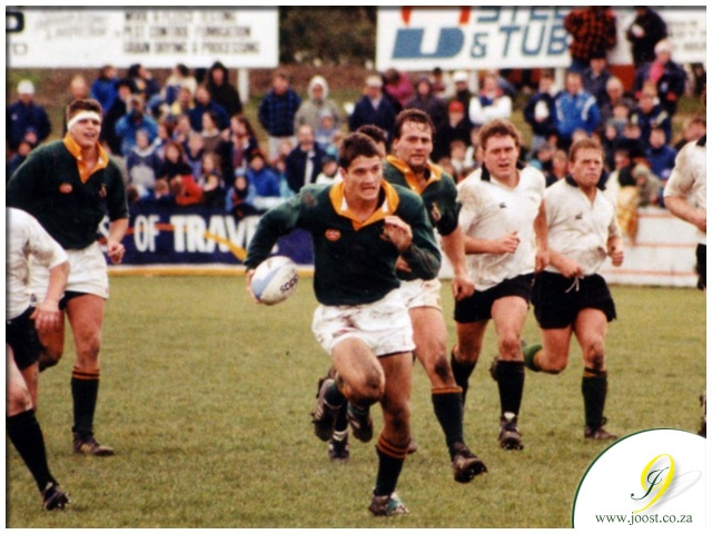This Day in History: South African Springbok Rugby Player, Joost van der Westhuizen, is born http://dingeengoete.blogspot.com/