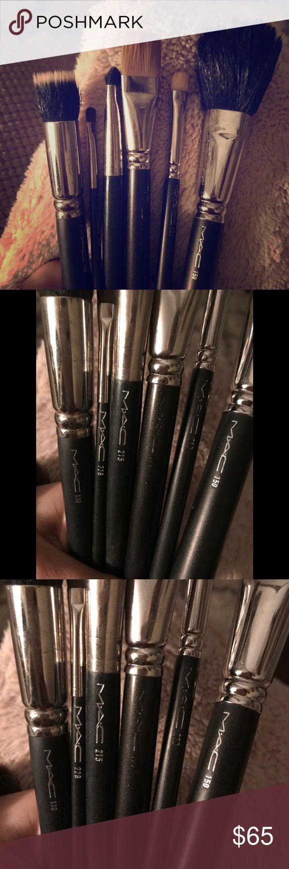 25+ Trending Mac Makeup Brushes Ideas On Pinterest