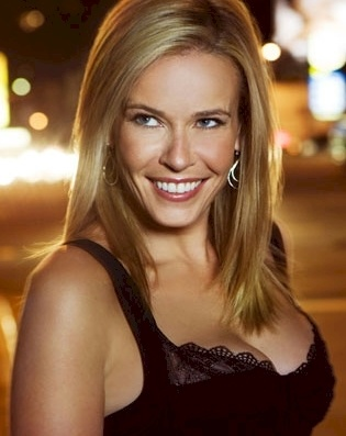 Chelsea Handler- Just finished her first book, have 3 more to go and can't wait! Wish she would come to Dallas on tour. :)