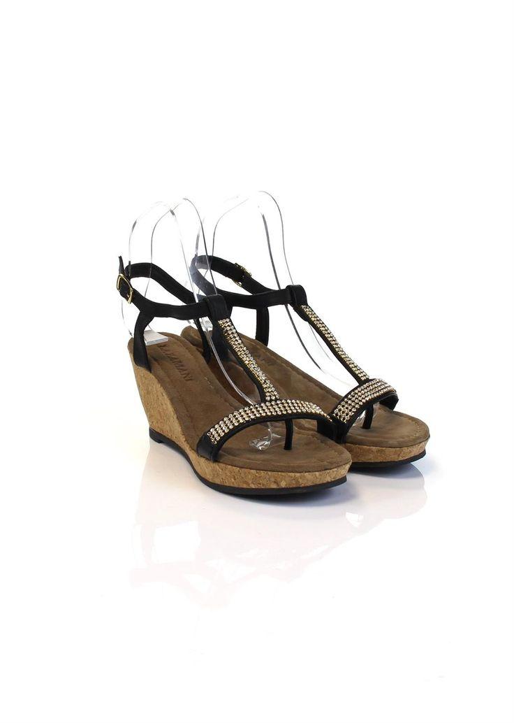 Lazamani 33527 - Slippers & Sandalen - Dames - Donelli