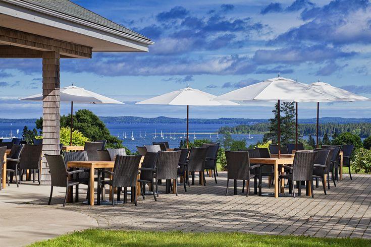 Algonquin Resort Golf Course, St. Andrews, New Brunswick, Canada.