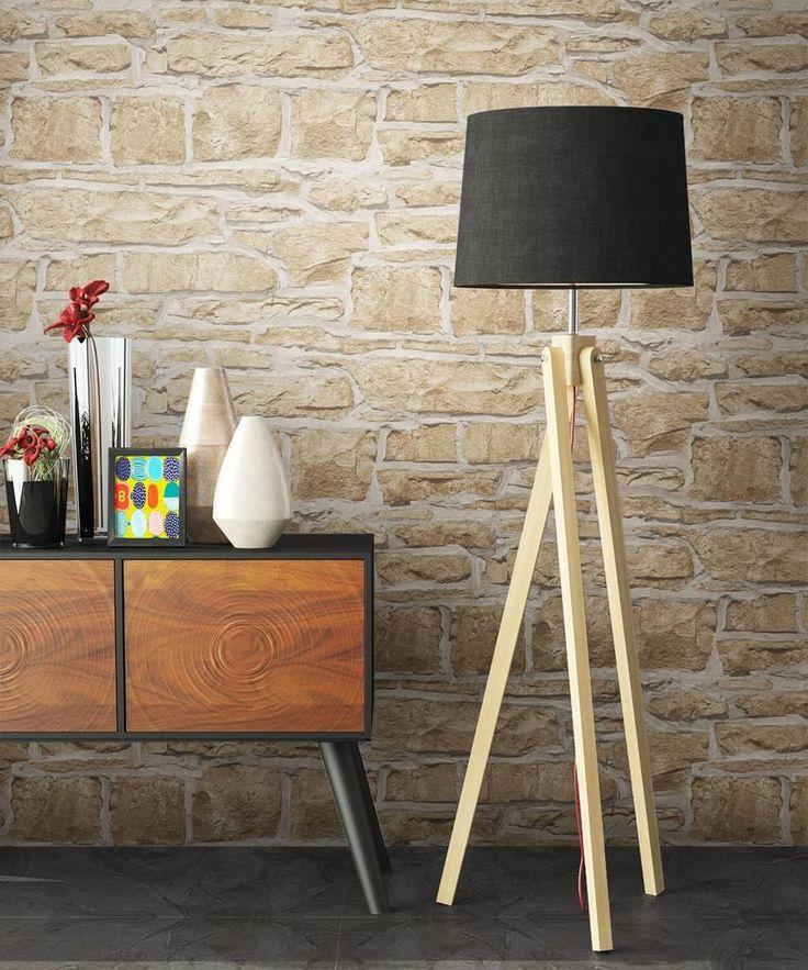 18 best Wohnzimmer images on Pinterest Living room, Living room - steintapete beige wohnzimmer