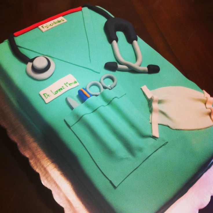 1000 Images About Doctors Cake On Pinterest