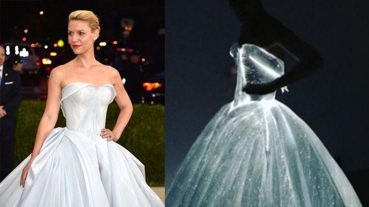 Techniek en mode gaan steeds vaker samen. Actrice Claire Danes verscheen afgelopen maandag op de rode loper in deze lichtgevende jurk. Gaaf idee ook voor een host van een evenement of voor de entertainers!