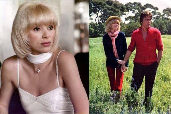 Ушла из жизни Мирей Дарк, самая долгая любовь Алена Делона