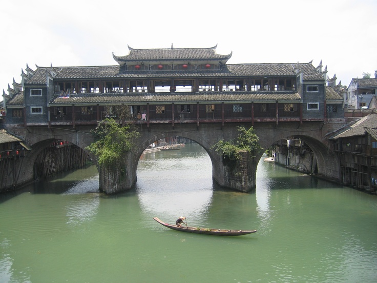 China Ancient Town- The Phoenix Ancient Town