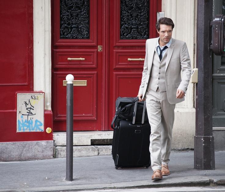 #Tumi luggages