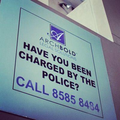 www.archboldlegal.com.au     #Law #Lawyer #Solicitor #Defence #Barrister