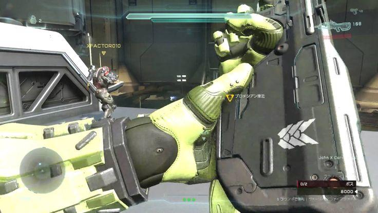 [WZFF-58] XboxOne Halo5 WARZONE FIREFIGHT  野良協力 ウォーゾーンファイアファイト  URBAN
