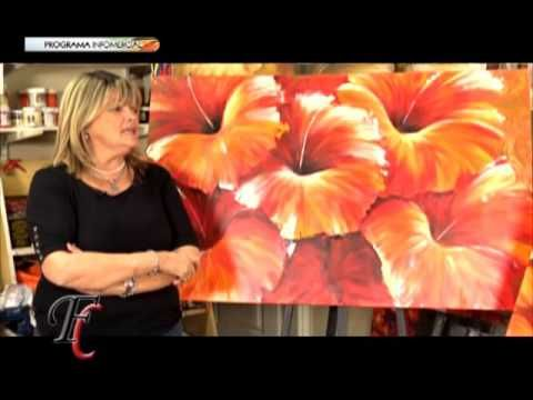 Fusión Crear 01-07-2016 GABRIELA MENSAQUE - YouTube