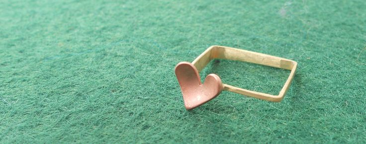 metal crafted - handmade ring by Alkizenia