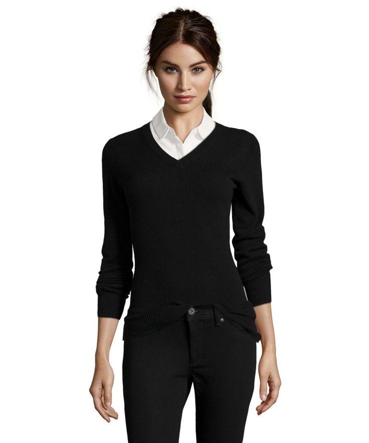 women-s-black-cashmere-v-neck-sweater-2