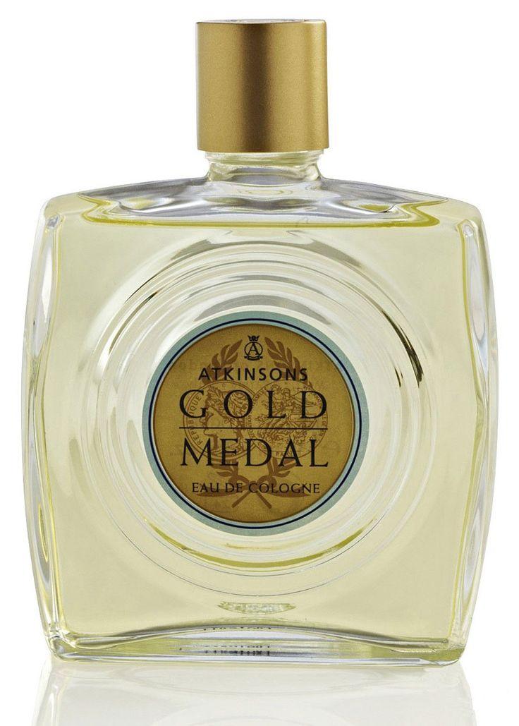 ATKINSONS GOLD MEDAL - EAU DE COLOGNE - 40 ML-Cod: RP203 Prezzo: 15,01€ #profumiuomo #profumio #atkinsons