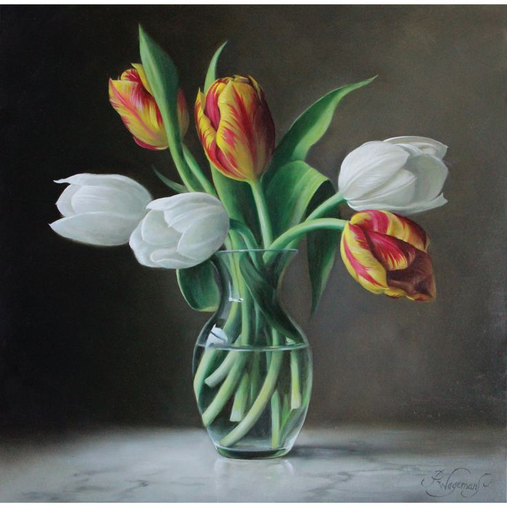 The Sound Of Silence Known For His Still Life Oil