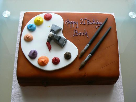 Cake Art Cork : 27 best images about Painting cakes on Pinterest