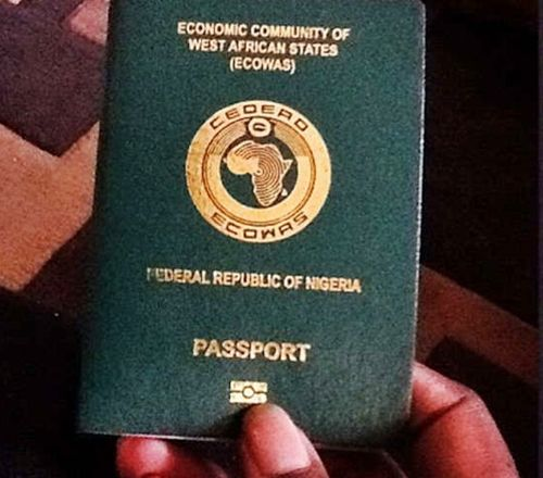 Nigeria Immigration Bans Cash Payments at Passport Offices