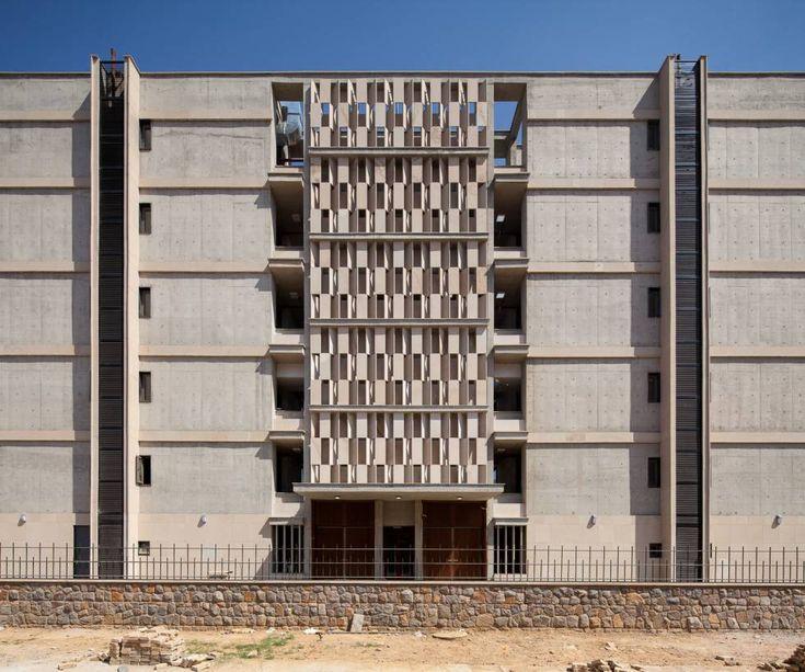 「Edificio ICRIER en Nueva Delhi del estudio de arquitectura Vir Mueller」の画像検索結果