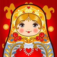 17 Best Images About Russian Matryoshka Dolls On Pinterest