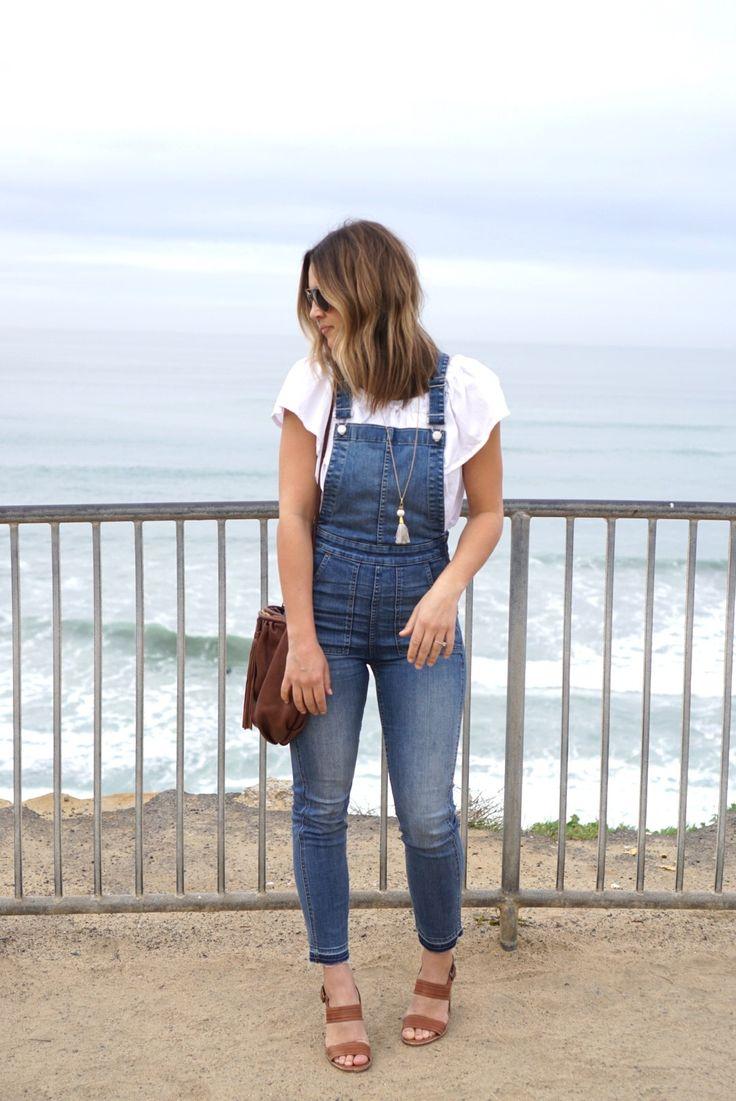 Best 25+ Overalls women ideas on Pinterest | Denim overalls, Denim ...