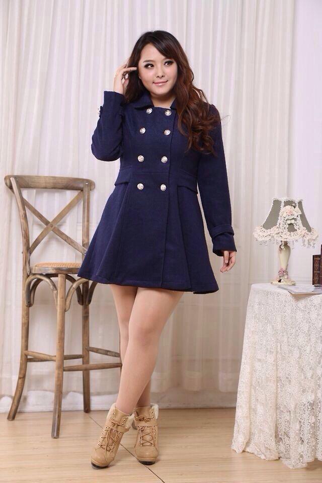 Adorable plus size outfit