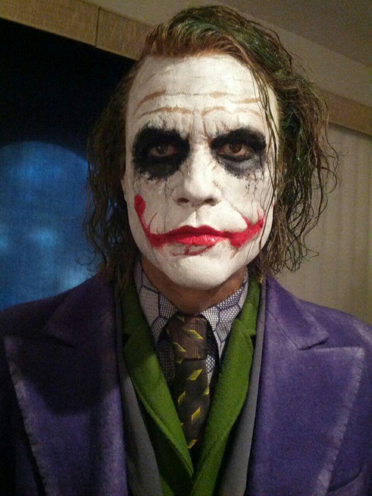 Джокер картинки на лице