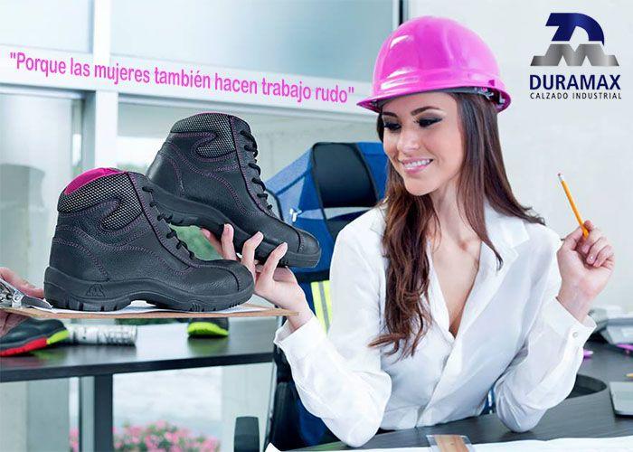 Calzado de Seguridad Industrial www.calzadoduramax.com