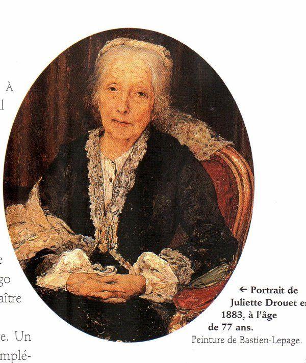 Juliette Drouet   (1806-1883)
