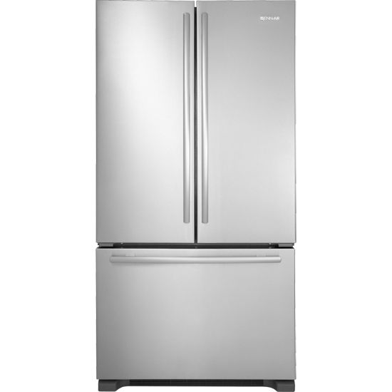 The five best counter depth refrigerators include French doors and side by sides from 5 different manufacturers.