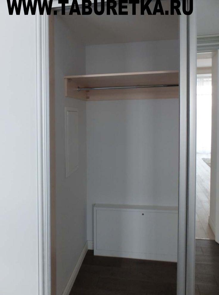 Левая секция шкафа-купе
