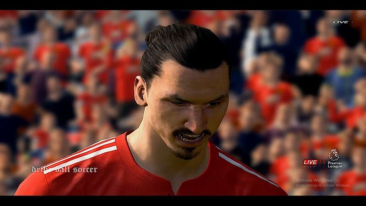 100 Real Faces Expressions in Pro Evolution Soccer #2 | PES 2017 HD