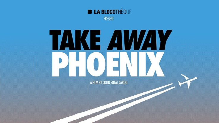 """Take Away Phoenix"" is a 21 minutes movie where you can see the band Phoenix playing four songs for La Blogotheque's Take Away Shows, in a single movie.<3"