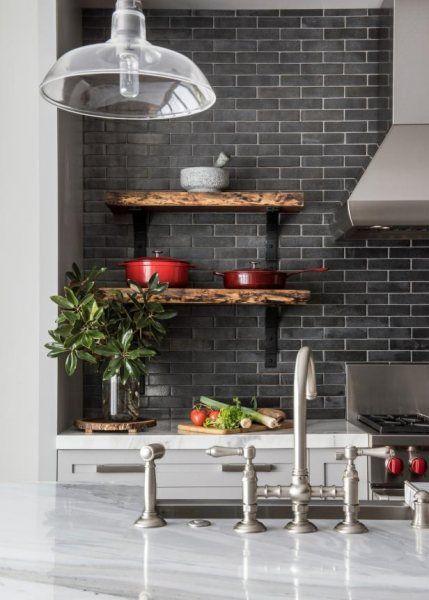 3 Shades of Gray Brick