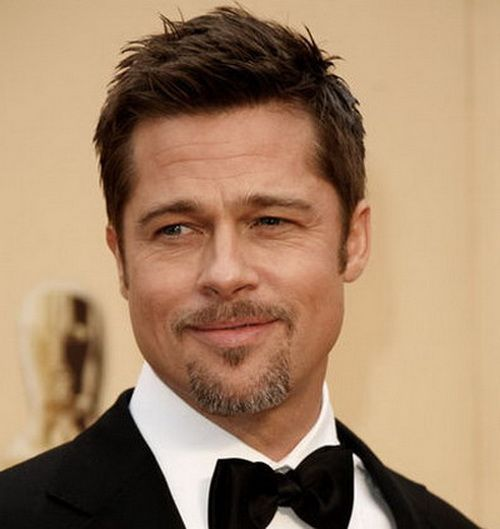 Brad Pitt Hairstyles 19 Best Mens Hairstyles Images On Pinterest  Man's Hairstyle Men