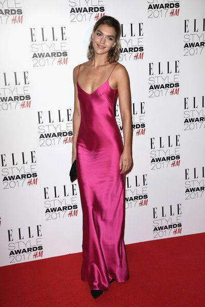 Arizona Muse attends the Elle Style Awards 2017 on February 13, 2017 in London, England.