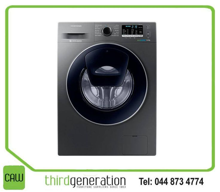 Forgot a shirt? The #Samsung EcoBubble washer with Addwash from #ThirdGenerationCAW allows you to simply and quickly add forgotten clothes after your cycle has already started. You can also easily pop in hand-washed clothes that you just want to rinse or spin dry.