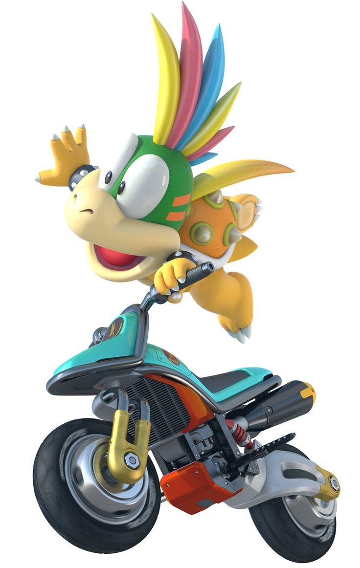 Lemmy | Mario Kart 8